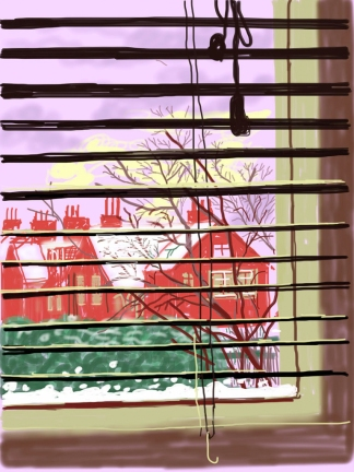 by David Hockney